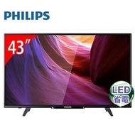 【Philips 飛利浦】 43吋LED液晶顯示器(43PFH4052)