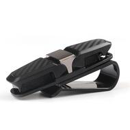 MINI改裝 內飾遮陽擋眼鏡夾車載卡片夾cooper裝飾車內眼鏡盒票據夾超讚