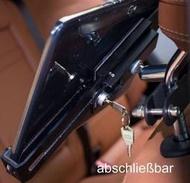 eStand BR24002Q物流倉儲籠iPad固定架貨架平板展示架推車籠車夾