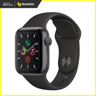 APPLE WATCH SERIES 5 GPS 40MM SPACE GREY ALUMINIUM CASE WITH BLACK SPORT BAND by Banana IT