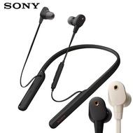 【SONY 索尼】WI-1000XM2 主動降噪頸掛入耳式耳機(2色)
