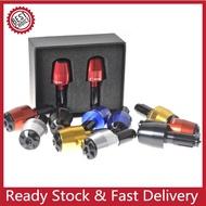 [TTC] Motorcycle accessories 17MM Handlebar Grips Handle Bar Cap End Plugs for Yamaha MT-01 MT-03 MT-05 MT-07 FZ-09