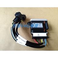 奧迪A4 B8 B8.5 A5 Q5  S4 S5 A6 Q7 Q3 Q5風扇控制器 法雷奧  保固半年 2-22