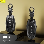 GEELY Car Key Case Shell Holder Keychain Accessories Cover For Geely Coolray Accessories Azkarra Okavango Emgrand GS  GE Pro ePro Vision Preface Key Chain Others