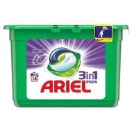 P&G - Bold ARIEL 抗菌防菌洗衣球14粒 - 薰衣草 [平行進口產品]