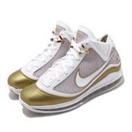 Nike 籃球鞋 LeBron 7 復刻 運動 男鞋 CU5646-100