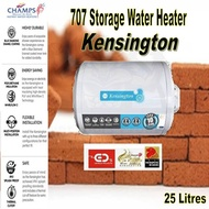 707 KENSINGTON HORIZONTAL STORAGE WATER HEATER / 25L OR 35/ ELECTRIC HEATER / 707 MY FAMILY HEATER