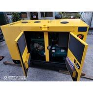 Powerstar 15KVA Watercooled Diesel Generator