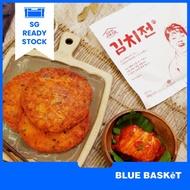 Korean Pancake Kimchi Pancake (300g) | Frozen Food | Korean Food | Ready-to-Cook | Kimchi Jeon | Convenient
