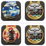 神奇寶貝 TRETTA 黑卡 傳說等級 固拉多 《04-00》Mega固拉多+《04-01》蓋歐卡 海皇牙美品 可刷套組