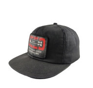 K-Products  USA Vintage Trucker Cap Full Cap Patch Logo Original Authenticated Vintage 1980