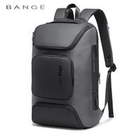 Kaka ผู้ชายเดินทางไหล่กระเป๋าเป้สะพายหลังกันน้ำยิมกระเป๋าเป้สะพายหลัง 15.6 ถุงแล็ปท็อปสีดำ
