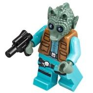 Lego 樂高 星際大戰 人偶 格里多 sw898 含武器 75205 2018款