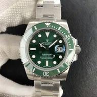 ROLEX 勞力士男士手錶勞力士機械瑞士機芯腕表綠水鬼金鬼藍鬼黑水鬼水鬼王男士 勞力士手錶 潛航者 夜光
