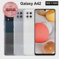 【SAMSUNG 三星】拆封新品 Galaxy A42 5G(6G/128G)