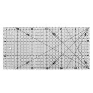 Perfeclan 30*15 เซนติเมตรขนาดใหญ่อะคริลิไม้บรรทัดผ้าห่มเย็บปะติดปะต่อกันอะคริลิโมหะควิลท์เครื่องมือ