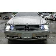 巨城汽車精品 氙氣大燈 BENZ CLK 大燈 霧燈 HID W208 W203 W204 W211