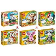 全新未拆 樂高 lego LEGO 40148 40207 40234 40235 40186 40355 猴年 6盒