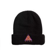 🔥現貨🔥Nike Sportswear ACG Beanie 毛帽 官方正版代購 帽 飛行帽 帽子 帽 黑 紫 耐吉