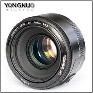 【eYe攝影】 永諾 YN 50mm EF 50mm F1.8 人像大光圈 for CANON 畫質超過原廠鏡 STM
