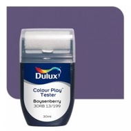 Dulux Colour Play Tester Boysenberry 30RB 13/199