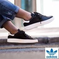 Adidas Original WOMENS Stan Smith Bold W BA7772 Black White