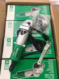 「台灣奇機」CAN TA 肯田 PDA-100K 手提圓盤電磨機 手提砂輪機 電磨機 砂輪機