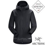 【ARC'TERYX 始祖鳥】Solano 女款極輕量防潑水透氣保暖防風外套.GTX INFINIUM夾克 24384