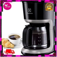 Electrolux เครื่องชงกาแฟ รุ่น ECM3505 เครื่องต้มกาแฟ ชงกาแฟ ต้มกาแฟ เครื่องอุ่นกาแฟ ทำกาแฟ อุ่นกาแฟ เครื่องชงกาแฟขนาดเล็ก เครื่องกาแฟ กาแฟ Electrolux Easysense Coffee Maker
