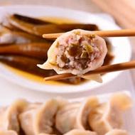 【秝秝飽滿】剝皮辣椒豬肉餃(30顆/包)