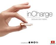 瑞士Incharge世界上最短MicroUSB接頭充電線/傳輸線附鑰匙圈EDC多色可選
