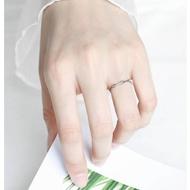 {Ready Stock}cincin couple rings cincin silver 925 original anniversary gift couple ring cincin silver perempuan adjusta