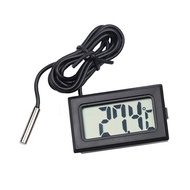 Digital LCD Thermometer Fridge Temperature Sensor Freezer Thermometer