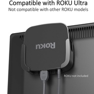 ReliaMount Roku Ultra Mount ที่แขวนกล่อง Roku รุ่น Ultra กับทีวี - USA Imported ROKU NOT INCLUDED - For Roku Ultra only