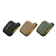 bitplay AirPods Pro 機能保護套 抗震撞色矽膠便攜隨行鋁合金掛鉤 (三色選)