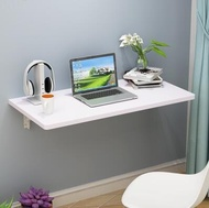 桌餐桌小戶型廚房用操作臺隱形壁掛桌墻上吃飯桌子簡易電腦桌 MKS薇薇