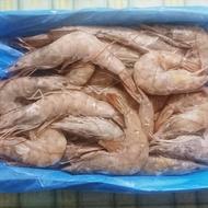 ***童童水產生鮮***尼加拉瓜活凍白蝦 600g/盒