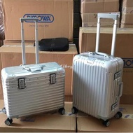 【Cikey】Rimowa PILOT Business 20吋鋁鎂合金四輪商務登機箱/機長箱/相機箱/行李箱