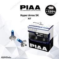 PIAA - H7 HYPER ARROS 5000K HALOGEN BULB