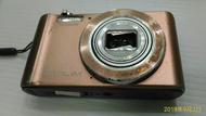 CASIO卡西歐1610萬畫素數位相機EX-ZS50 12倍光學變焦 故障零件機  無電池