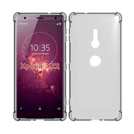 Soft Flexible Gel TPU Silicon Transparent Shockproof Case for Sony Xperia XZ2 / XZ2 Compact Cover Pr