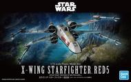 【鋼普拉】現貨 BANDAI 星際大戰 天行者的崛起 1/72 X-WING RED 5 X翼星際戰機 紅色五號