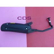 CDS (全新) 原廠型 噴射排氣管(附墊片) 光陽 得意-100 /俏麗-100 噴射 專用