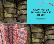 Best Seller Tipas Hopia - Ube (From Tipas Bakery) 10 pcs