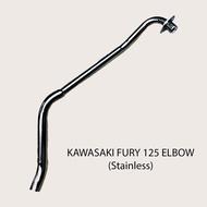 Exhaust Elbow for Kawasaki Fury 125