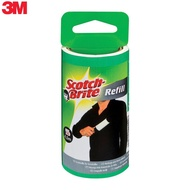 3M Lint 836RP-30 Lint Roller Refill - 30 sheets