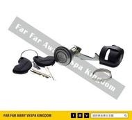 遠的要命偉士王國 Vespa PIAGGIO GTS/GTV/ET8 行李箱 尾箱 鑰匙組 兩把鑰匙