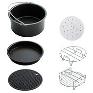 Air Fryer Accessories Air Fryer Set for Phillips Cozyna Air Fryer and Gowise Air Fryer Fit all 3.7QT