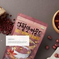 韓國最新鮮貨GILIM草莓奶茶杏仁果