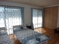 住宿 SORA-MAME、Sunny and cozy twin room 熊毛郡, 鹿児島県, 日本